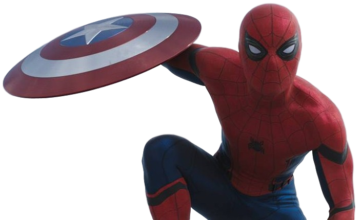 svg black and white stock Civil War Spider