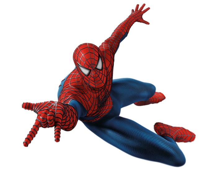 svg royalty free stock SpiderMan PNG Image