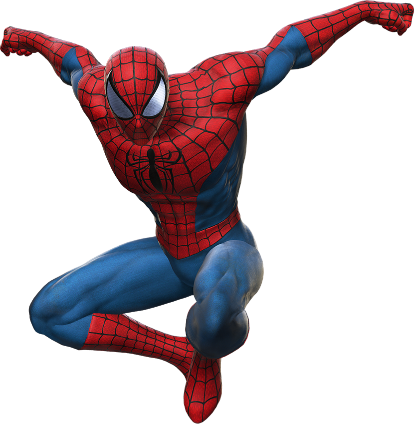 banner stock transparent spiderman strong #106642909