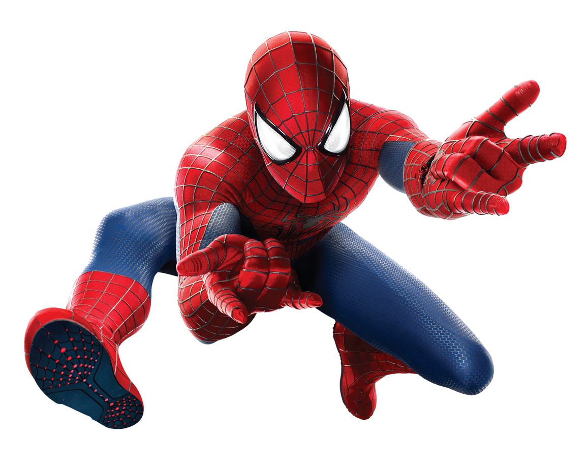 image stock SpiderMan PNG Image