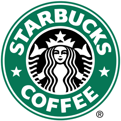 banner Starbucks Logo transparent PNG