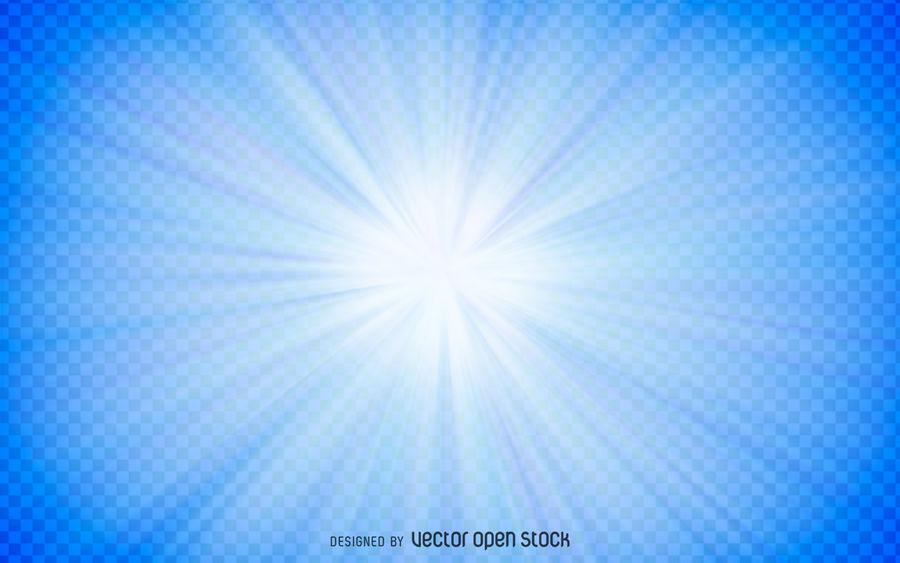 stock Transparent starburst. Psd download