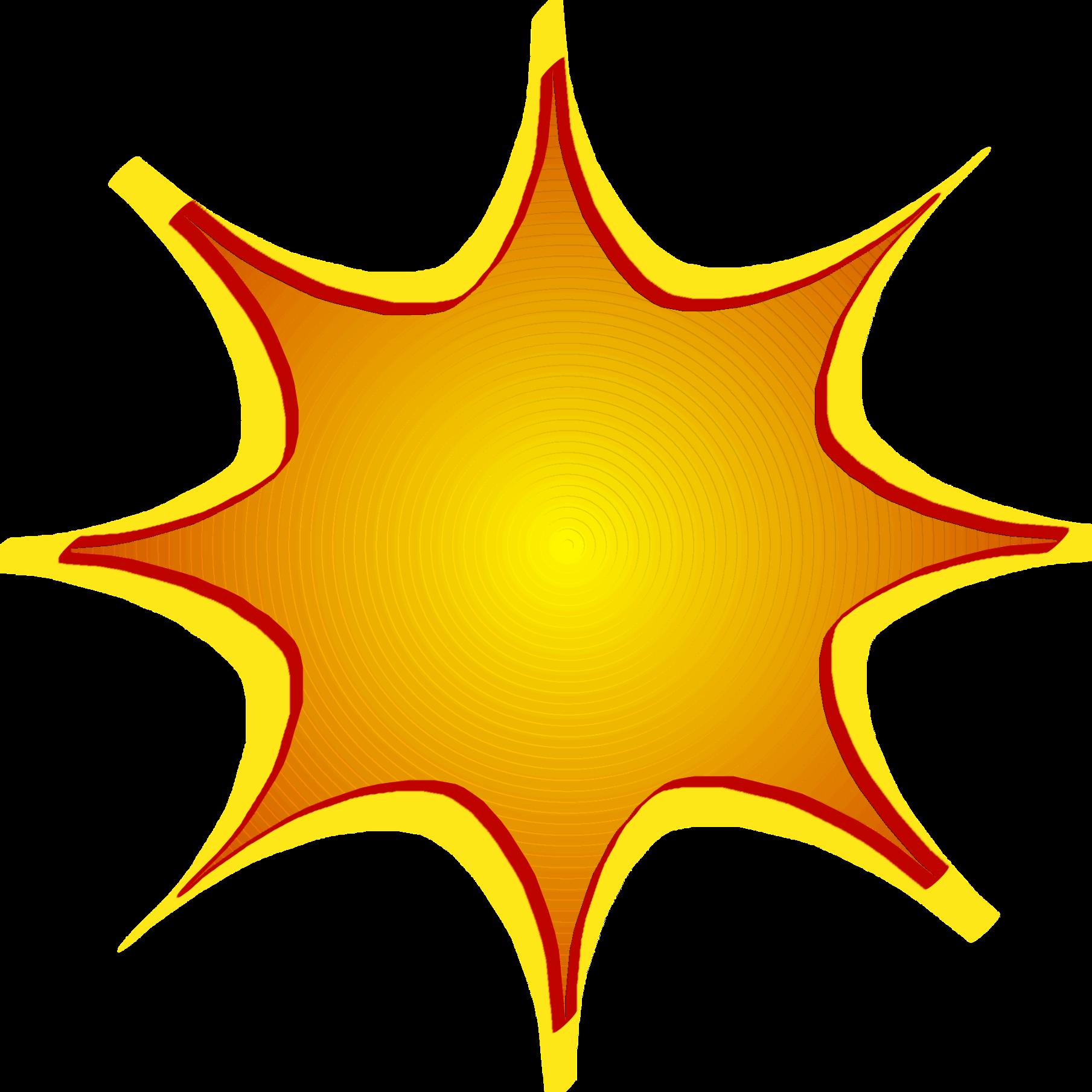 png transparent library  png for free. Transparent starburst orange