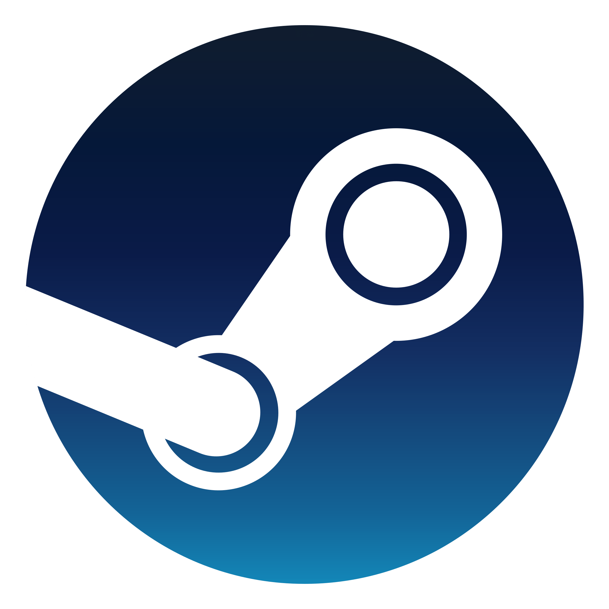 graphic stock Steam Logo PNG Transparent
