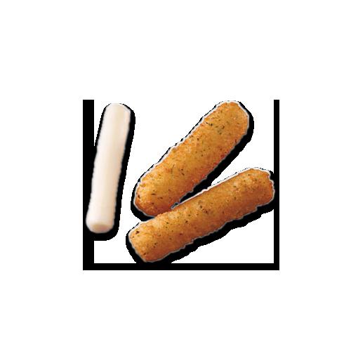 graphic royalty free stock Transparent stick cheese. Anchor italian breaded mozzarella