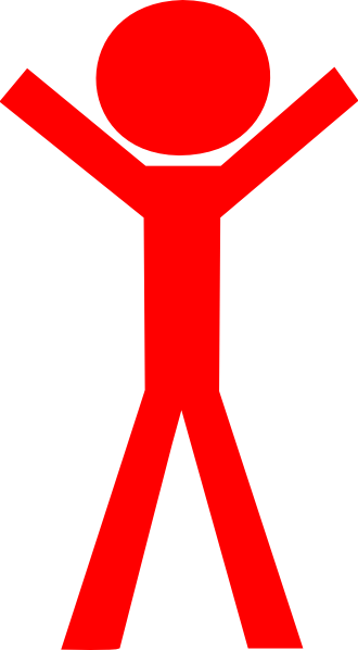 image freeuse download Collection of free Red transparent stickman