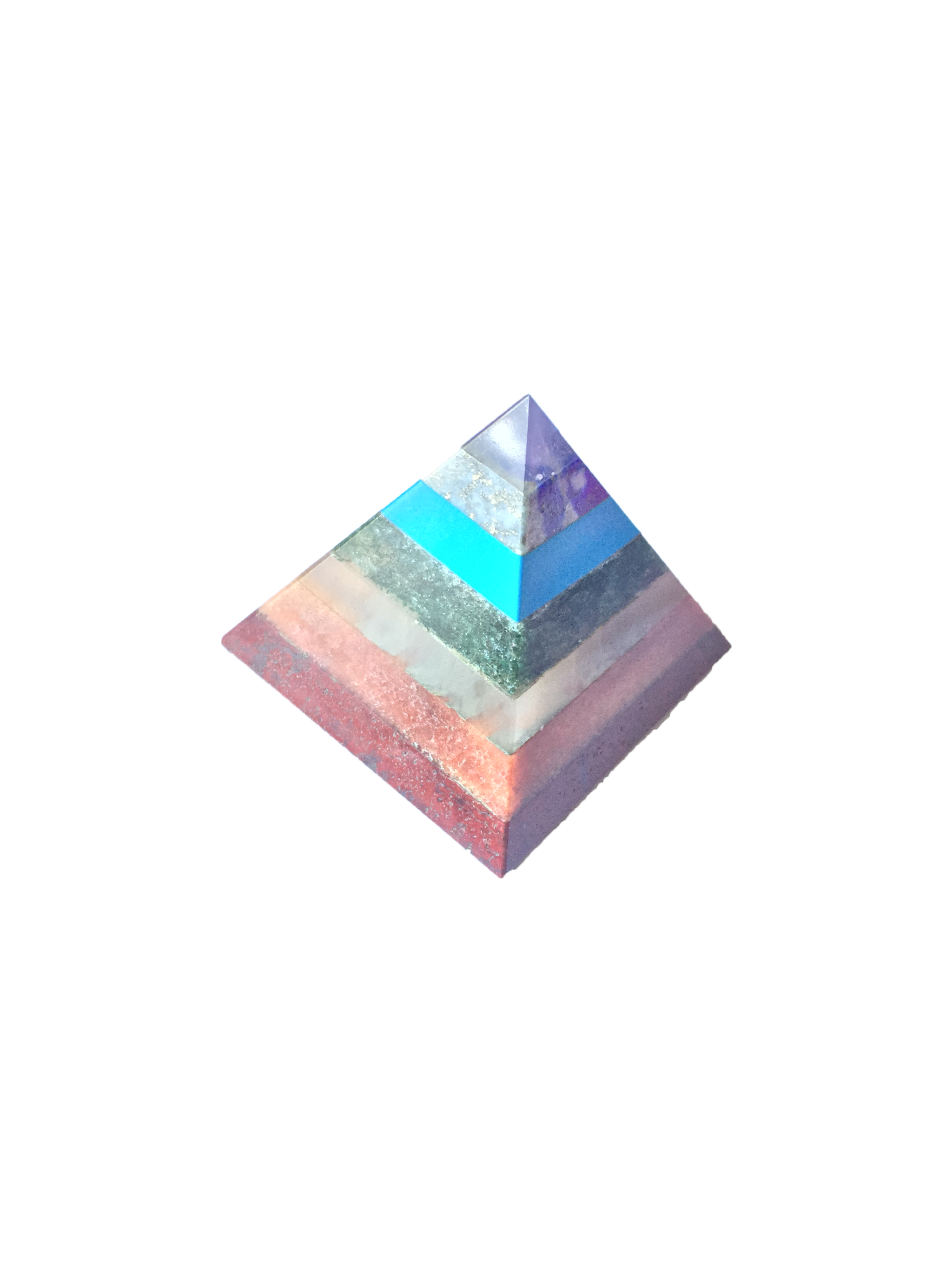 clip royalty free download Chakra Stone Layer Pyramid