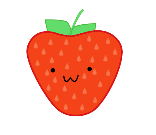 picture transparent library creepy strawberry with transparent background by MinniexMarsmallow