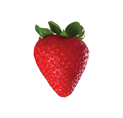 vector free download Red Strawberry transparent background