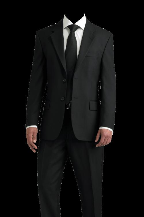 clip art stock Suit PNG Transparent Image