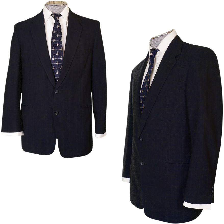 black and white stock Blazer For Men PNG Image with Transparent Background