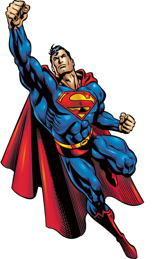 clipart library Superman PNG Image