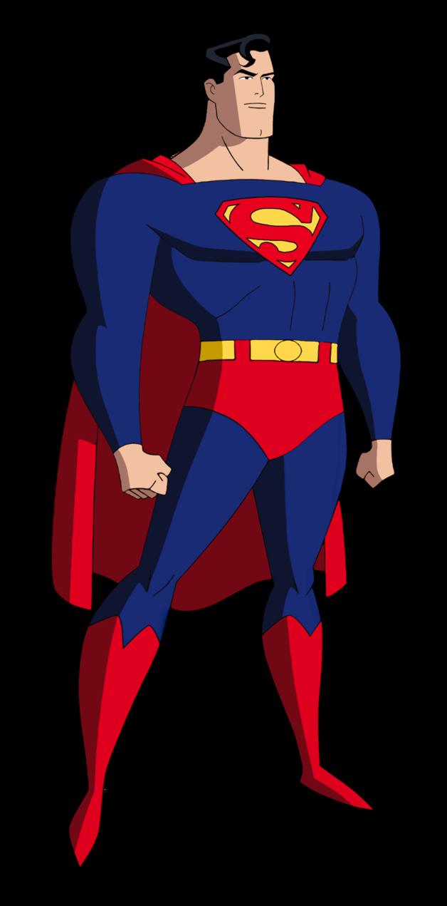 clip art transparent superman cartoon #117468932