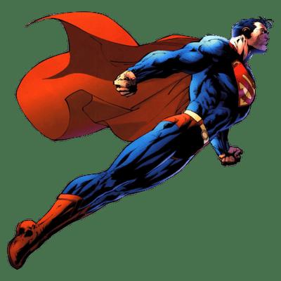 banner freeuse stock Superman transparent PNG images