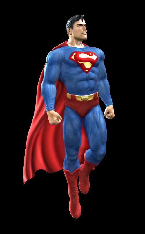 picture Superman PNG Transparent Image