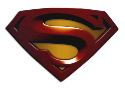 picture royalty free library transparent superman symbol #117471273
