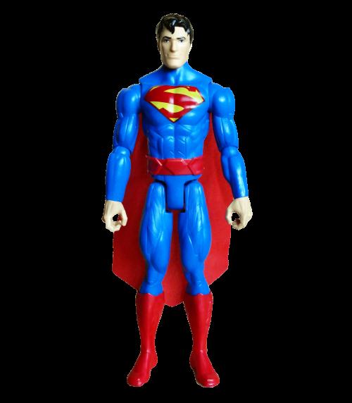 jpg Superman Toys PNG Transparent Image