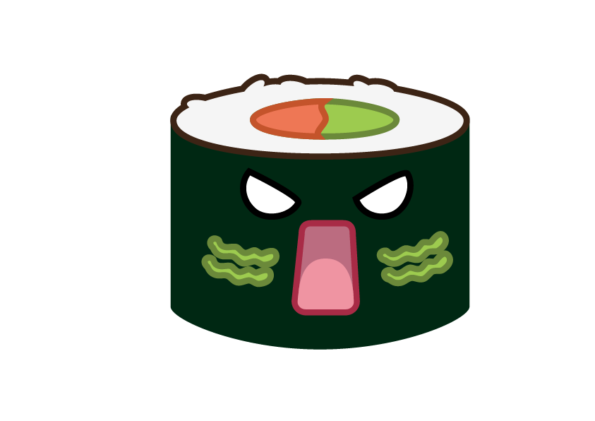 svg freeuse Collection of free Sushi transparent adorable