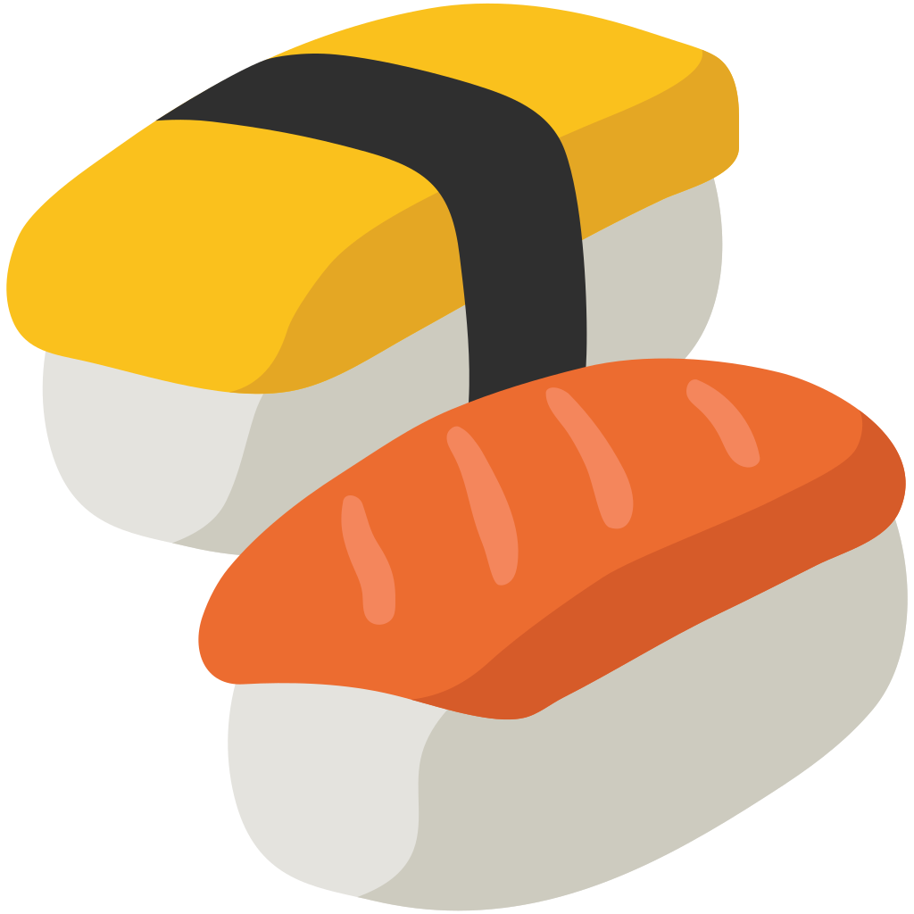 picture freeuse transparent sushi svg #117478083