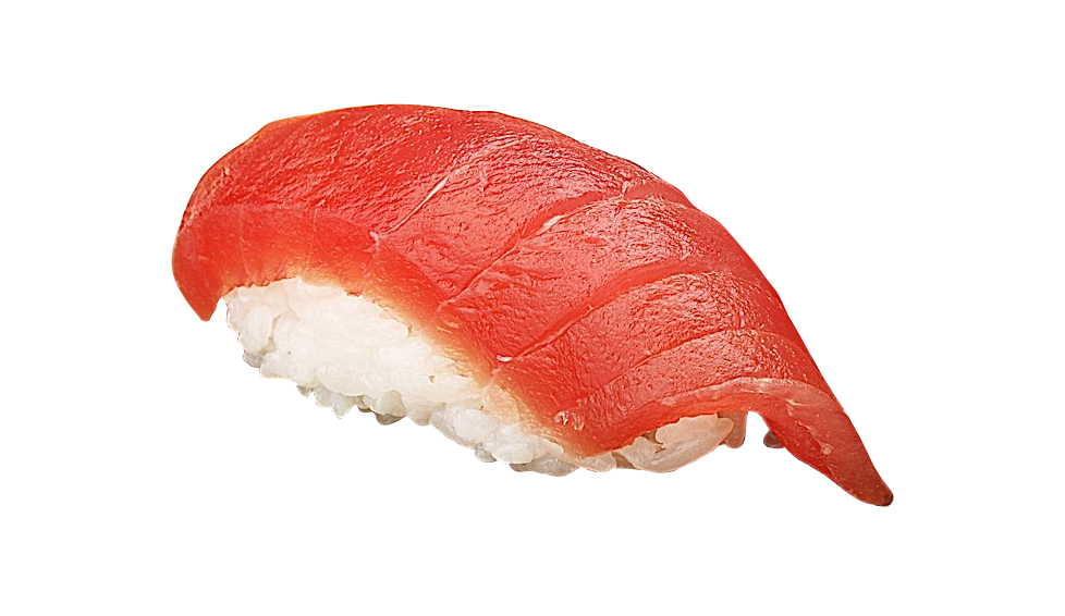 clipart library stock Tuna Sushi