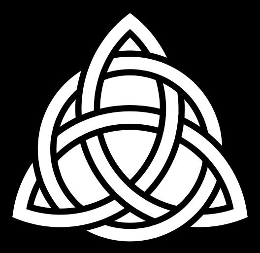 vector free library Triquetra