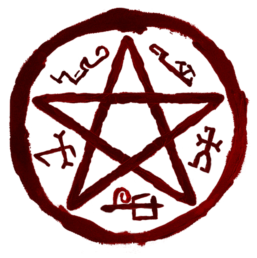 graphic freeuse supernatural svg symbol #116009741