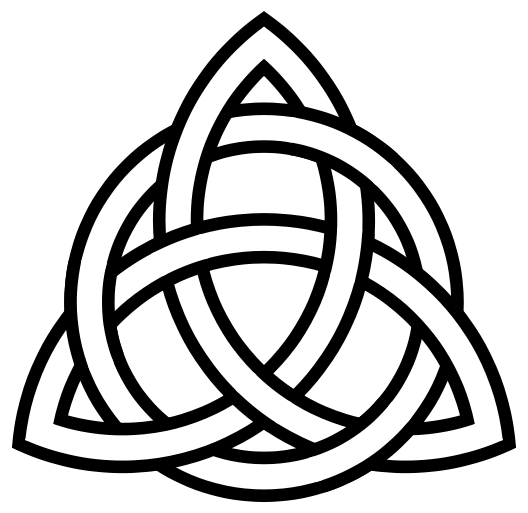 image royalty free library Loki Symbol Norse Mythology Triquetra