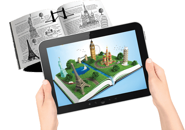 clip art royalty free library Augmented Reality Applications in the Tourism Industry
