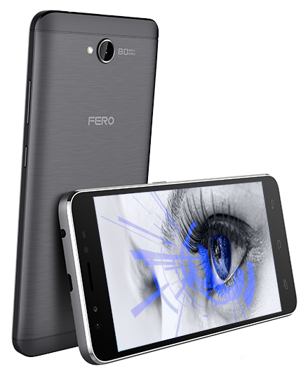png royalty free download FERO Iris Scanner