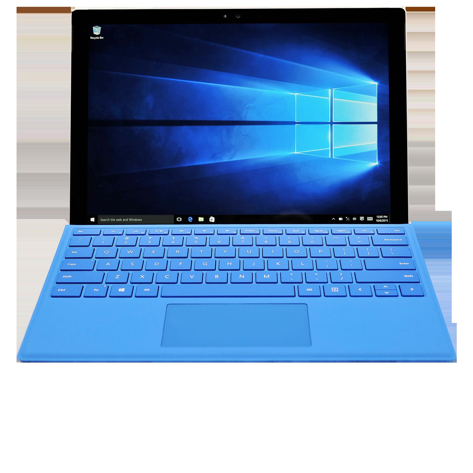 clip free stock Microsoft Surface Pro