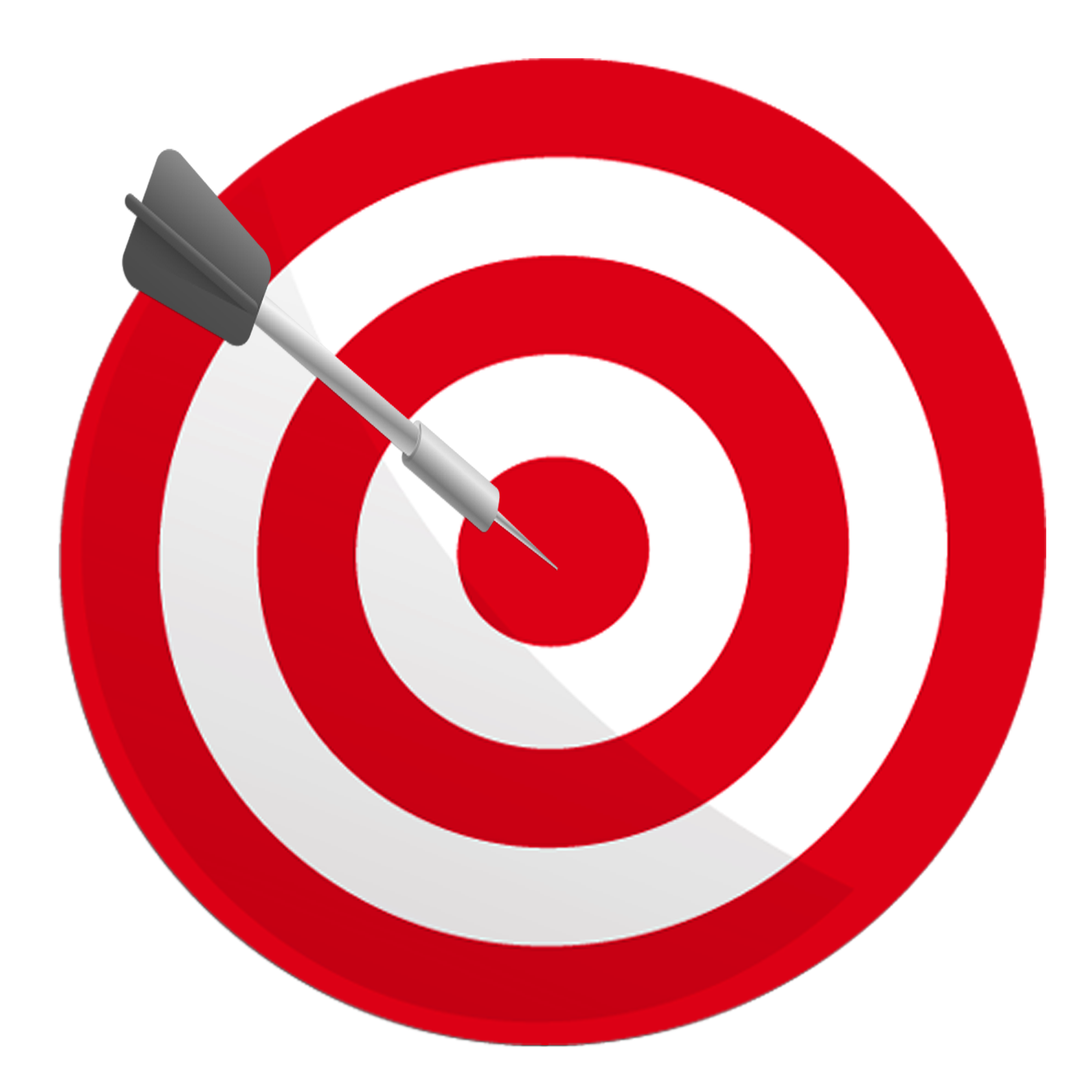 svg transparent library Round Target PNG Image With Transparent Background