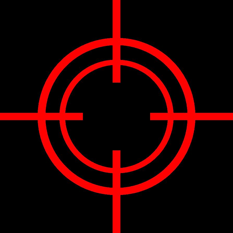 clip art Target Strike