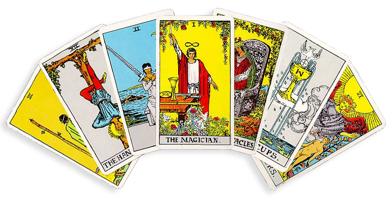 clipart freeuse library transparent tarot deck #117478509