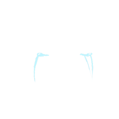 vector free transparent tears roblox #117497702