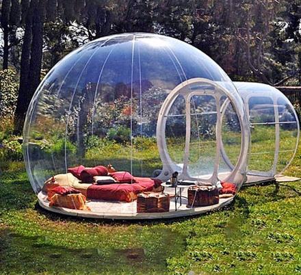 clipart freeuse library Transparent tent. Bubble lets you view.
