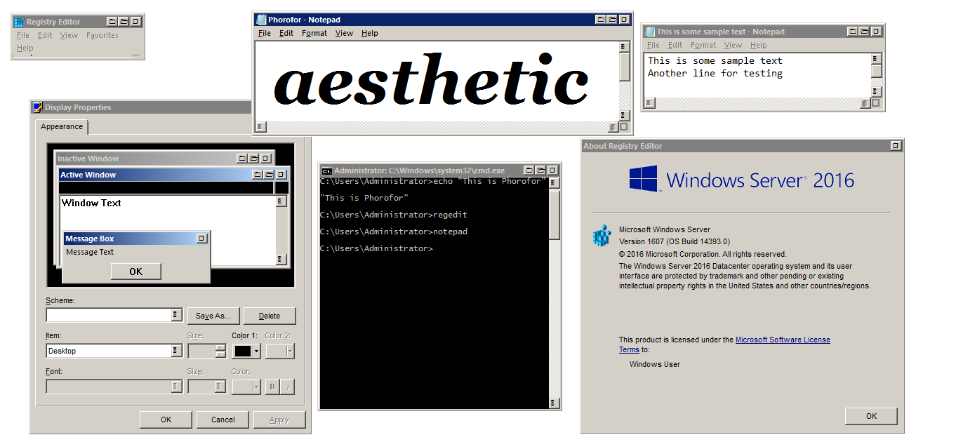 png freeuse The Classic Theme in Windows