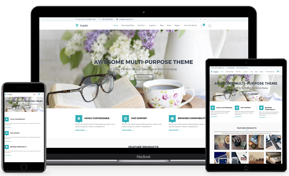 svg black and white stock Best Free One Page Responsive WordPress Themes