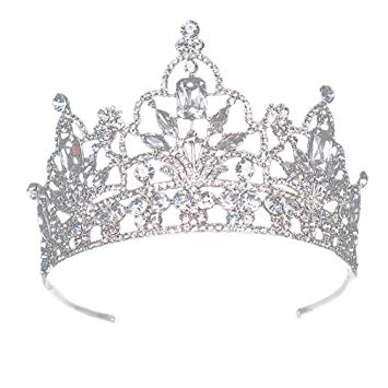clip black and white library Transparent tiara. Free png