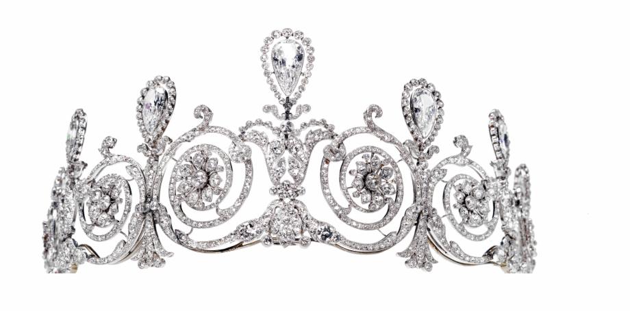 jpg freeuse stock Transparent tiara. Black princess crown background