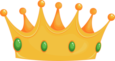 graphic stock Crowns clipart transparent background Cute Borders