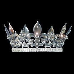 banner royalty free stock Kings Crown