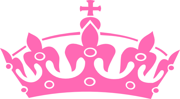 svg royalty free download Pink Tiara Clear Background Clipart