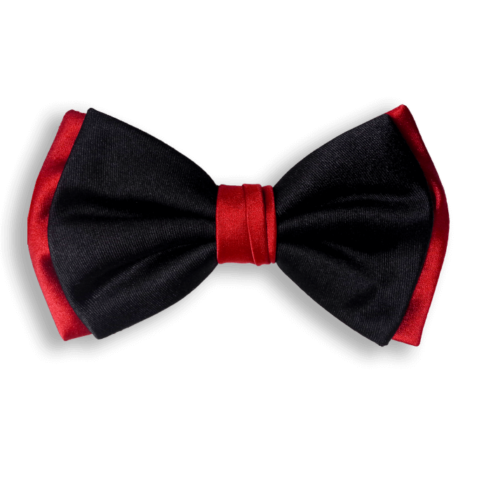 picture freeuse download Silk Bow Tie