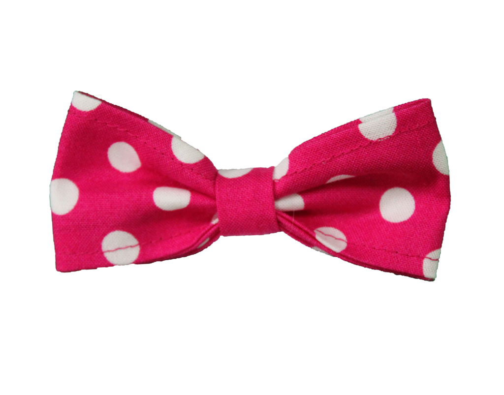 png free stock Hot Pink Bow Tie w