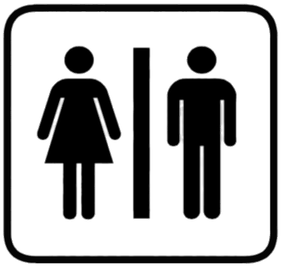 image royalty free Toilet Sign transparent PNG