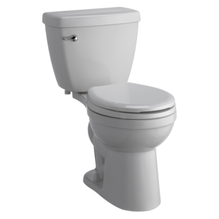 graphic royalty free stock Toilets