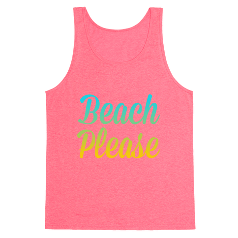 picture transparent Beach Tank Tops