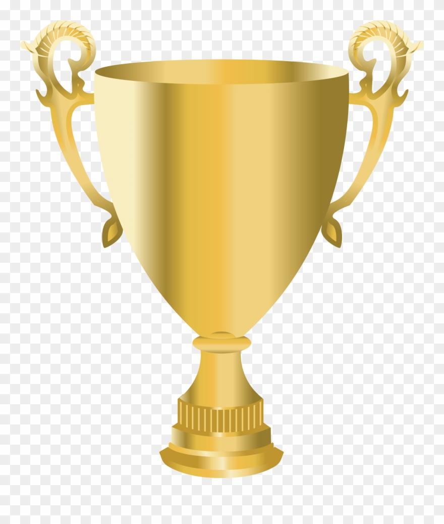 transparent download Golden cup png picture. Transparent trophy