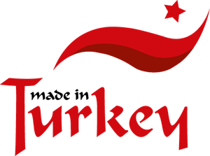 svg stock Made in Turkey Logo Vector