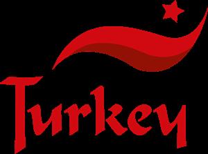 svg stock Made in Turkey Logo Vector